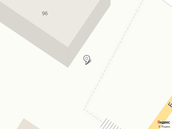 Магазин автотоваров и автозапчастей для УАЗ на карте Высокой Горы