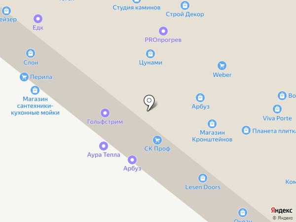 LaminTime на карте Тольятти