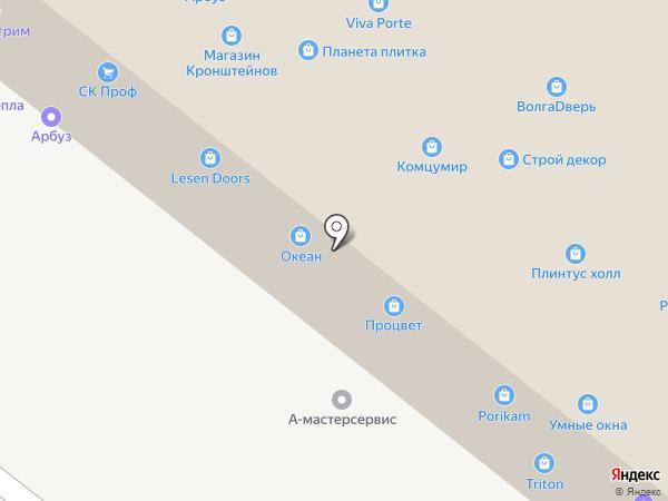 Снаб Сервис на карте Тольятти