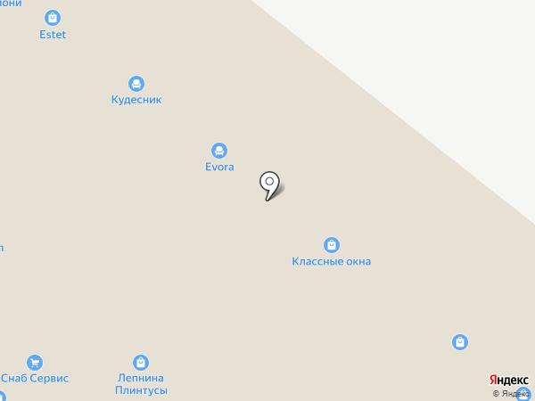 Стройресурс на карте Тольятти
