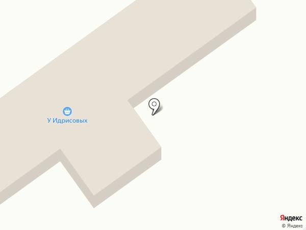 Йола на карте Высокой Горы