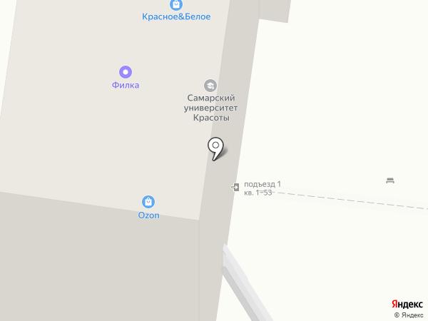 Инженер-А на карте Тольятти