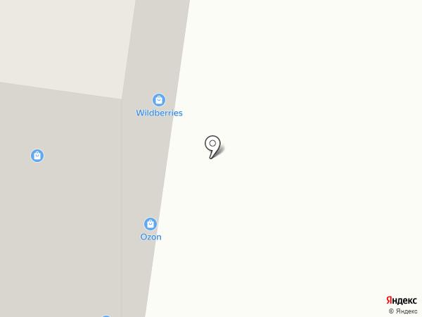 цвеТТочек на карте Тольятти