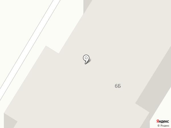 ФинДом на карте Высокой Горы