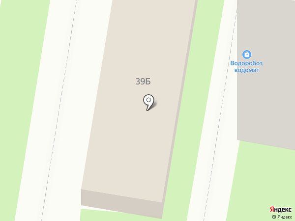 Зорька на карте Тольятти