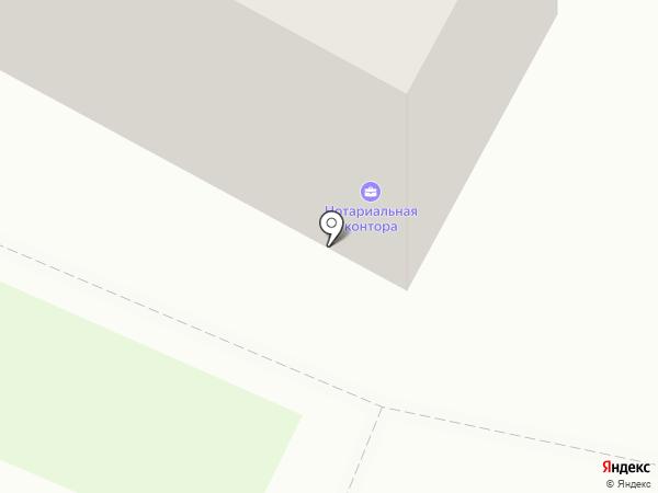 Нотариус Валеева А.Н. на карте Высокой Горы