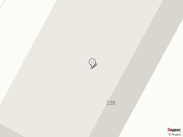 Шатлык на карте Высокой Горы