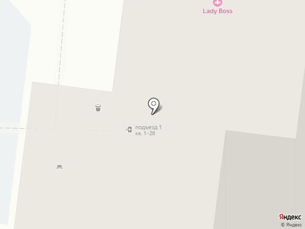 Lady Boss на карте Тольятти