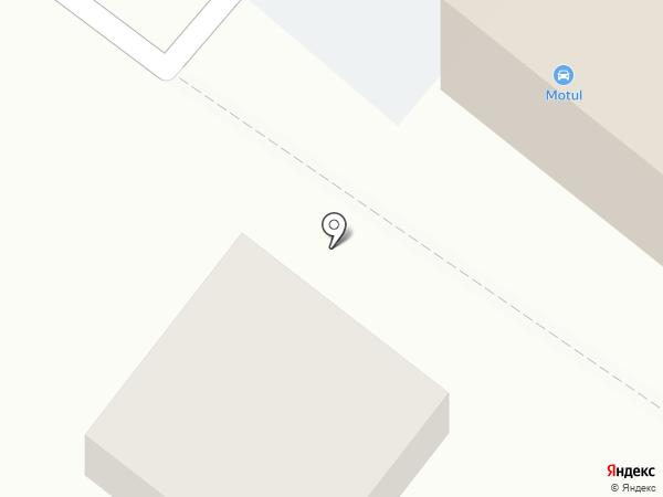 Транзит-Ойл на карте Высокой Горы