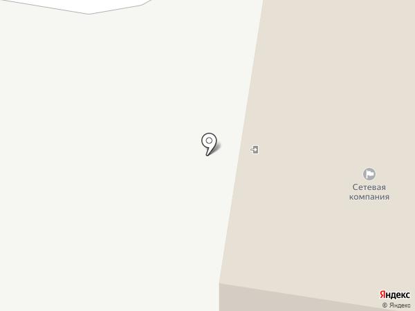 ССК на карте Тольятти