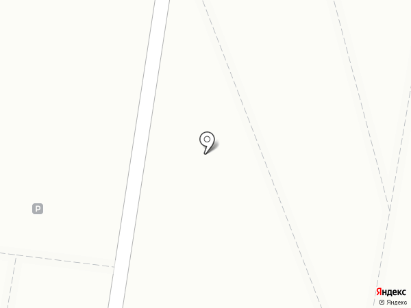 Каблучок на карте Тольятти