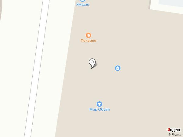 Ямщик на карте Тольятти