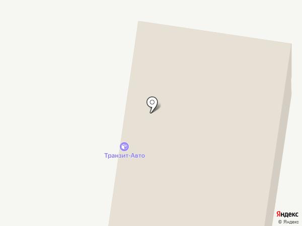 Столовая 163 на карте Тольятти