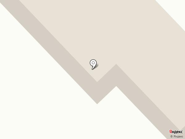 Тулпар на карте Высокой Горы