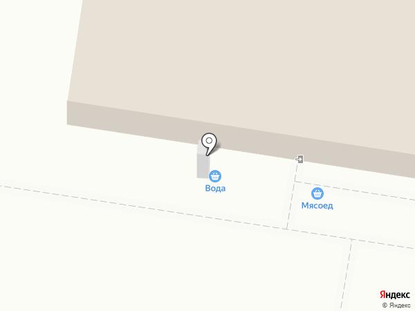Настена-сластена на карте Тольятти
