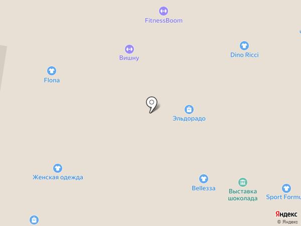 Di Aimant на карте Тольятти