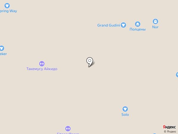 Rockerz на карте Тольятти