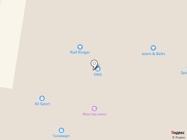All sport на карте Тольятти
