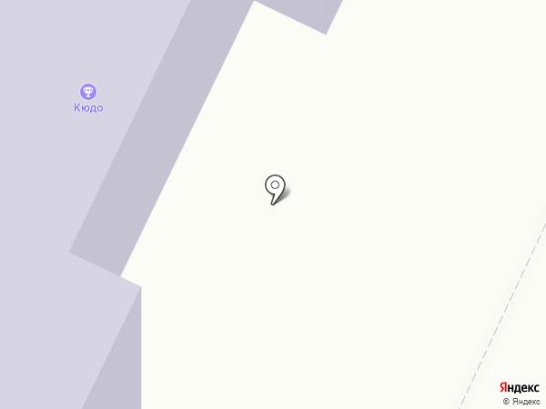 Средняя общеобразовательная школа №3 на карте Высокой Горы