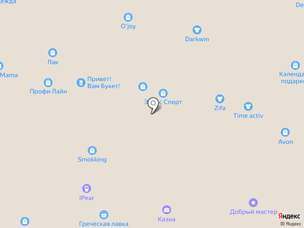 Victoria Beauty Bar на карте Тольятти
