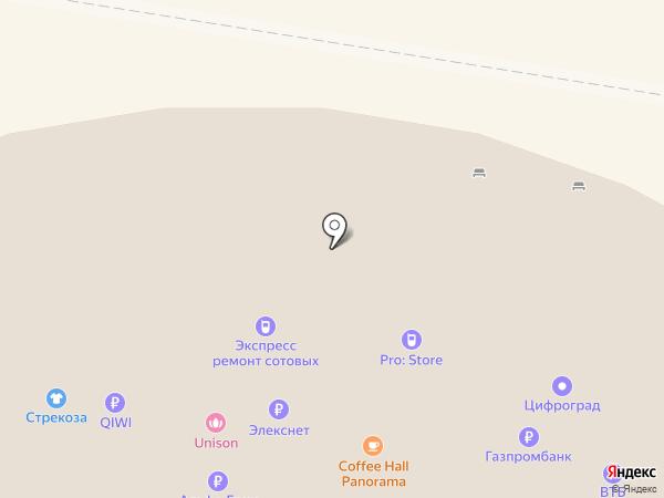 Gran Coffee на карте Тольятти