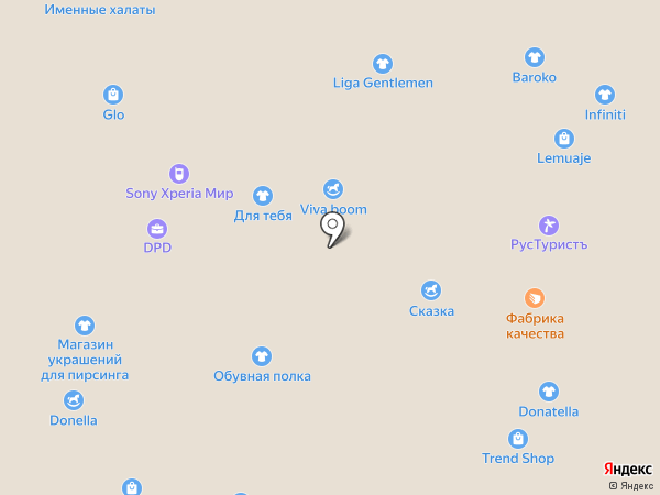 Счастье на карте Тольятти