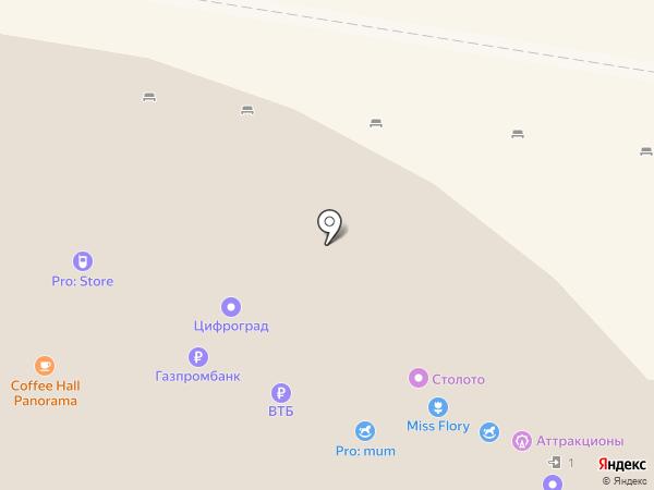 Банкомат, Тольяттихимбанк на карте Тольятти
