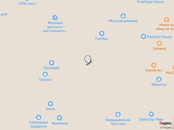 Burglar на карте Тольятти