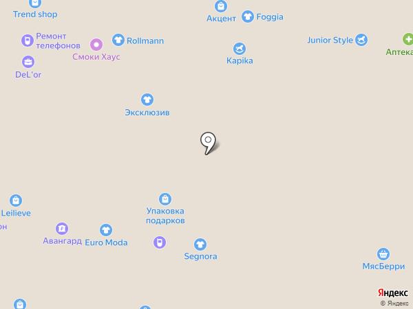 Bivas planet на карте Тольятти