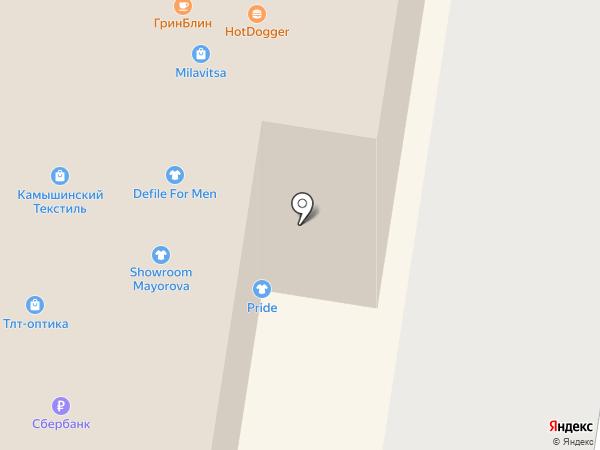 Enjoy на карте Тольятти