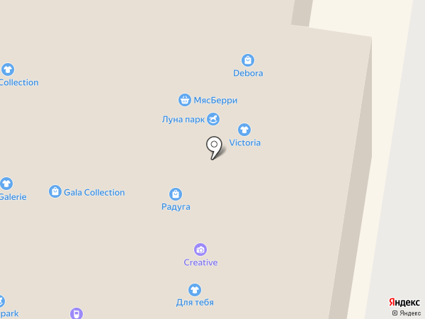 Ближе к телу на карте Тольятти