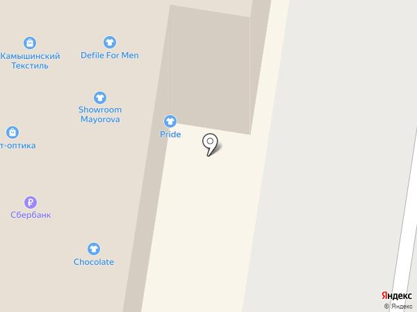 Шаgii на карте Тольятти
