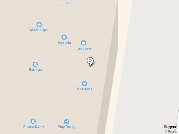 Польский стиль на карте Тольятти