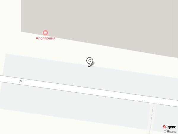 Орман на карте Тольятти