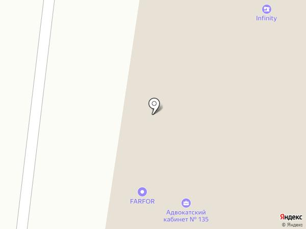 Титус-Вита на карте Тольятти