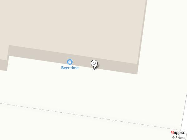 Эдем на карте Тольятти
