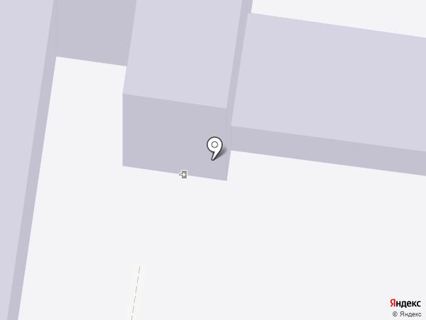 Поволжская академия боевых искусств на карте Тольятти
