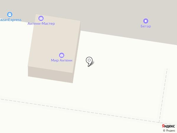 Диодик на карте Тольятти