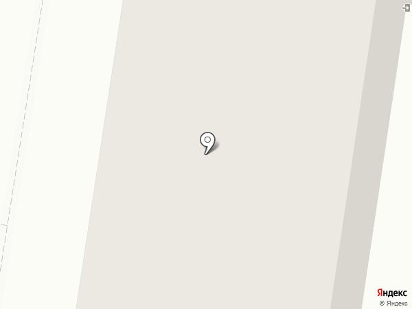 ТриЭР на карте Тольятти