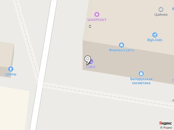 Магазин товаров для волос и бижутерии на карте Тольятти
