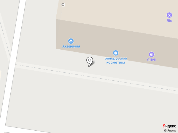 Askona на карте Тольятти
