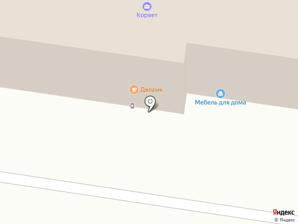 Адвокат Пророкова В.В. на карте Тольятти