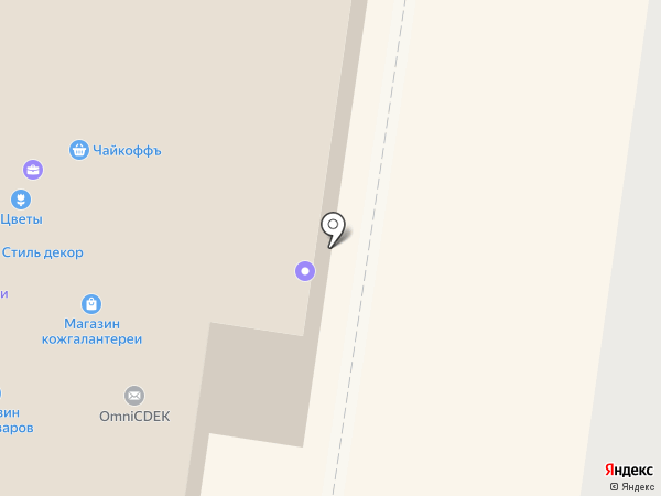Багет-Декор на карте Тольятти