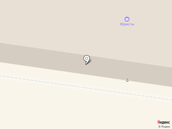 Дубки на карте Тольятти