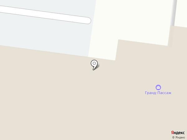 Росс-Тур на карте Тольятти