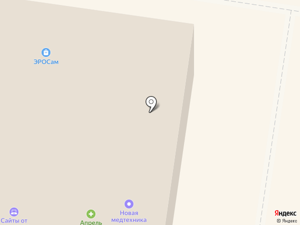 Тамбовский трикотаж на карте Тольятти