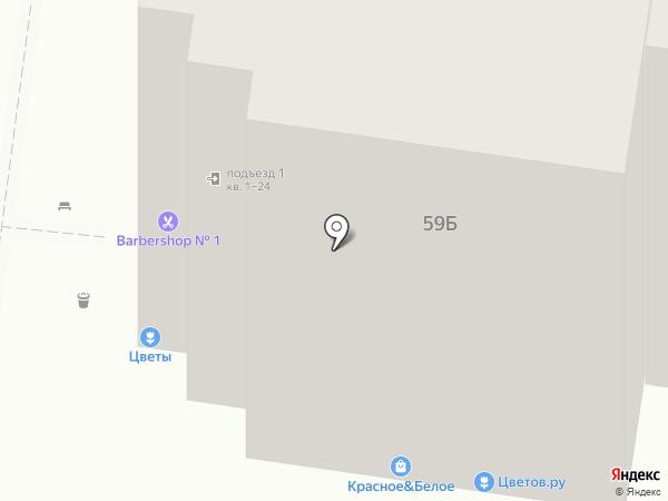 Домовенок на карте Тольятти