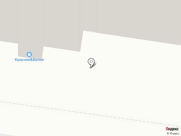 Находка на карте Тольятти
