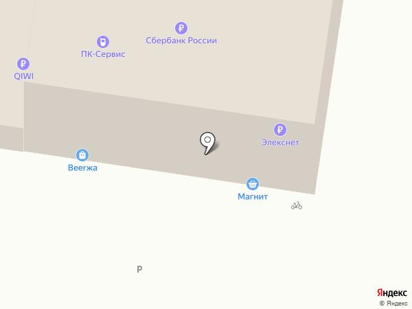 Аристократ на карте Тольятти