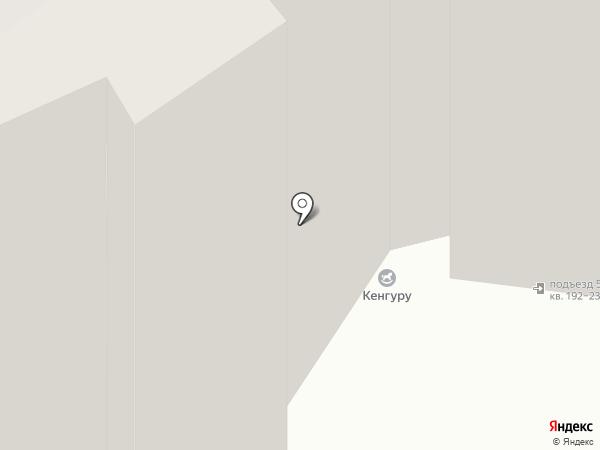 Гейзер на карте Тольятти